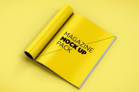 Download Popular Stationery Mockups On Yellow Images Creative Store PSD Mockup Templates