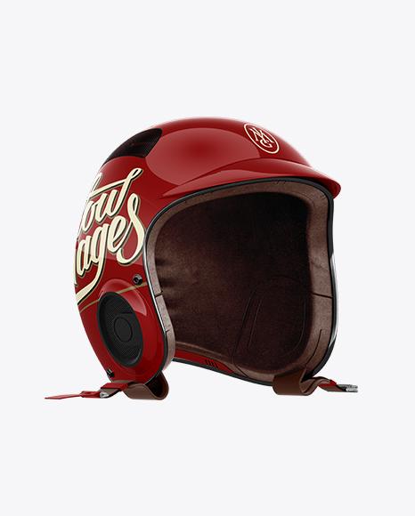 Download Bike Helmet Mockup Free Yellowimages