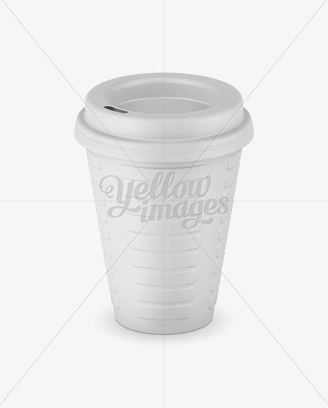 Download Ceramic Matte Cup Mockup High Angle Shot PSD - Free PSD Mockup Templates
