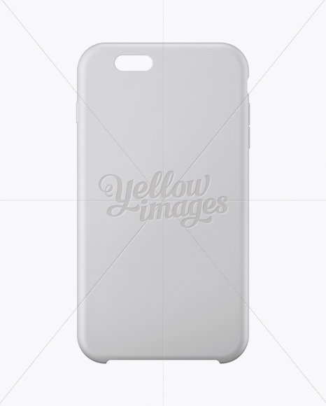 Phone Case Mockup - Front View