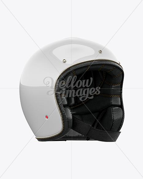 Download Skateboard Helmet Mockup Left Hald Side View Yellowimages