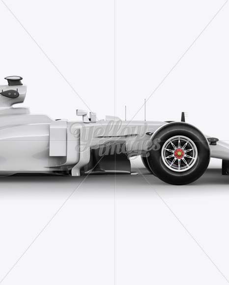 Download 2017 Formula 1 Car Mockup Right View In Vehicle Mockups On Yellow Images Object Mockups Yellowimages Mockups