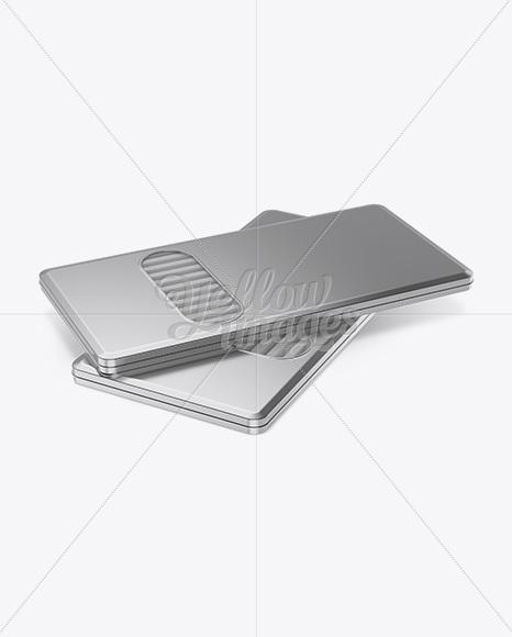 Download Metallic Boxes Mockup PSD - Free PSD Mockup Templates