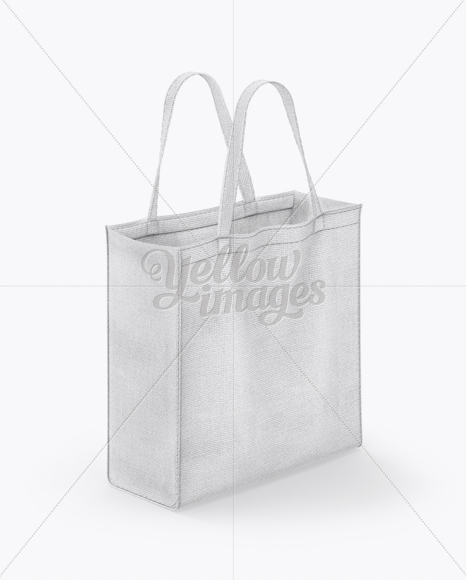 Download Cotton Tote Bag Mockup Yellow Images