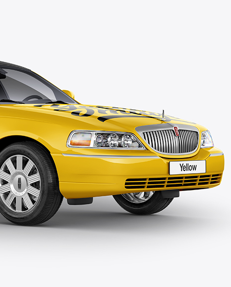 Lincoln Town Car Limousine