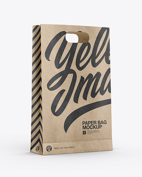 Download Plastic Shopping Bag Mockup Free Yellowimages