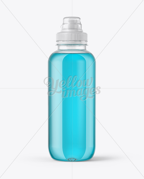 Download Energy Drink Bottle With Sport Cap Mockup In Bottle Mockups On Yellow Images Object Mockups PSD Mockup Templates