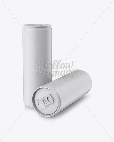 Download 355ml Aluminium Can Condensation PSD - Free PSD Mockup Templates