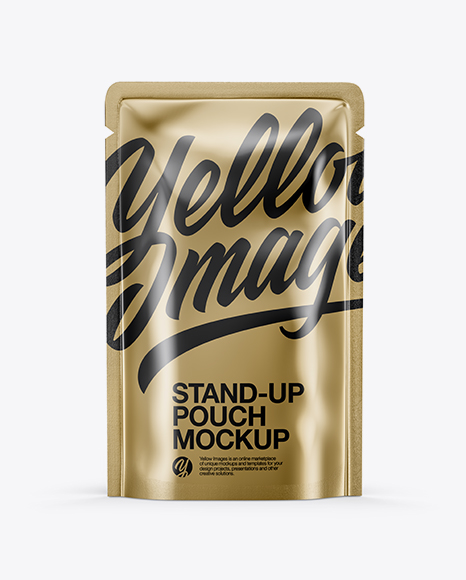 Metallic Stand-up Pouch Mockup - Metallic Stand-Up Pouch Mockup - Metallic Stand-up Pouch Mockup - Front View - Kraft Paper Stand-up Pouch Mockup - Matte Stand-up Pouch Mockup - Glossy Stand-up Pouch Mockup - Matte Metallic Stand-up Pouch Mockup - Metallic Stand Up Pouch Mockup - Metallic Stand-Up Pouch Mockup - Front View Mockups Template