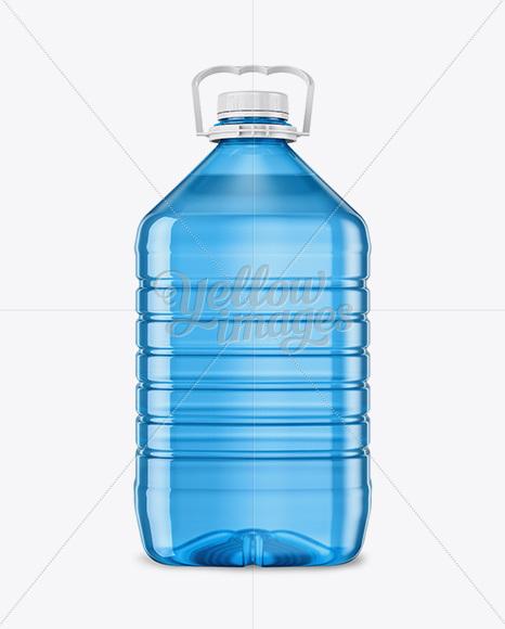 Download 15l Pet Bottle With Apple Juice Mockup PSD - Free PSD Mockup Templates