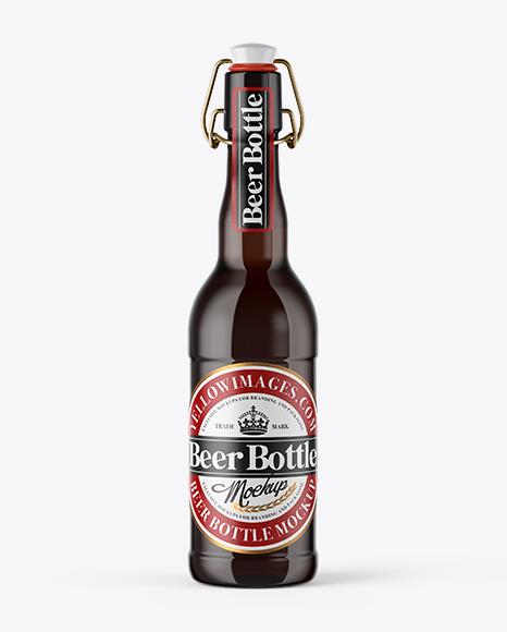 500ml Beer Bottles With Swing Top