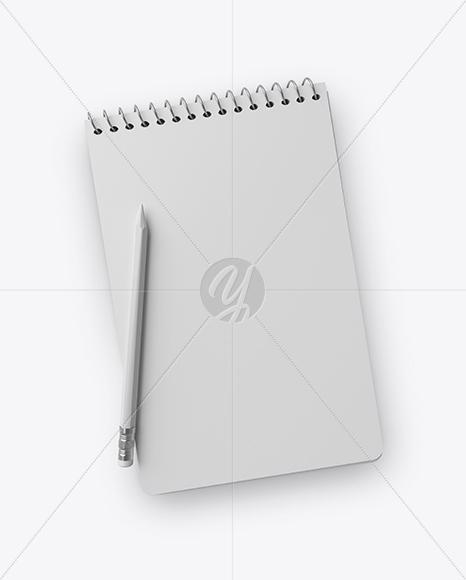 Download Notebook Mockup Free Psd PSD - Free PSD Mockup Templates
