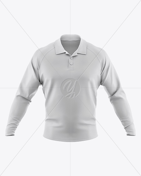 Download Mens Raglan Long Sleeve T Shirt Mockup Front View Yellowimages