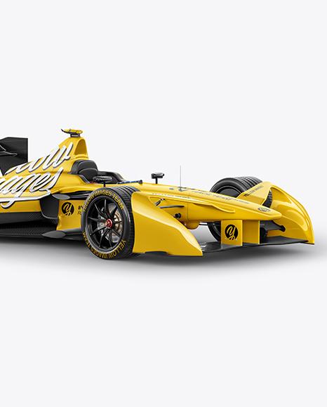 Formula E Racing Car 2016