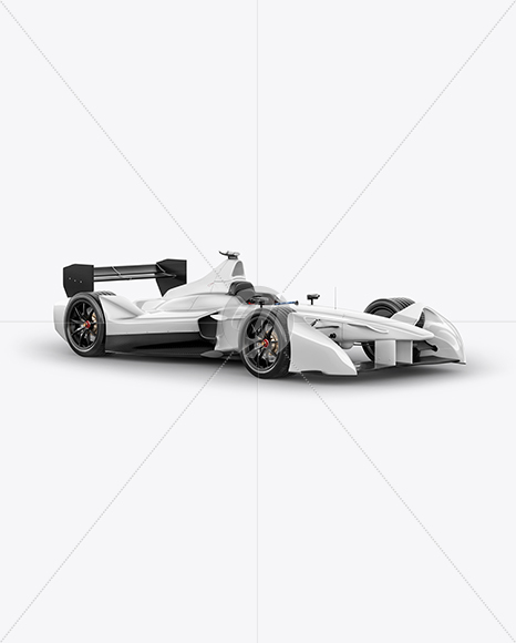 Download Formula E Racing Car 2016 Mockup Half Side View In Vehicle Mockups On Yellow Images Object Mockups Yellowimages Mockups