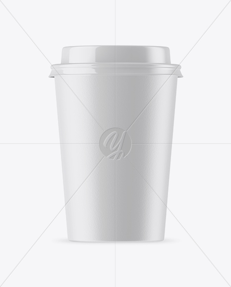 Download Large Paper Coffee Cup Mockup PSD - Free PSD Mockup Templates
