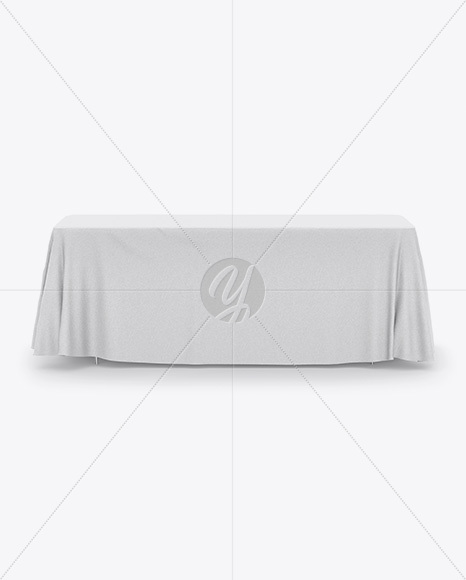 Tablecloth Mockup