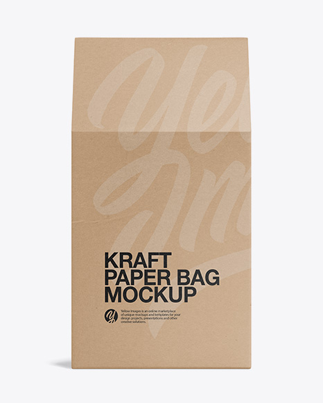 Download Kraft Box Mockup Object Mockups
