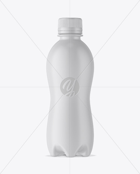 330ml Bottle Mockup