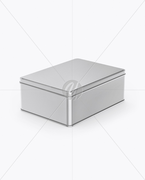 Download Four Metallic Round Tin Boxes Mockup PSD - Free PSD Mockup Templates