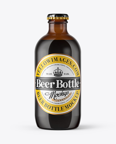 330ml Stubby Beer Bottles