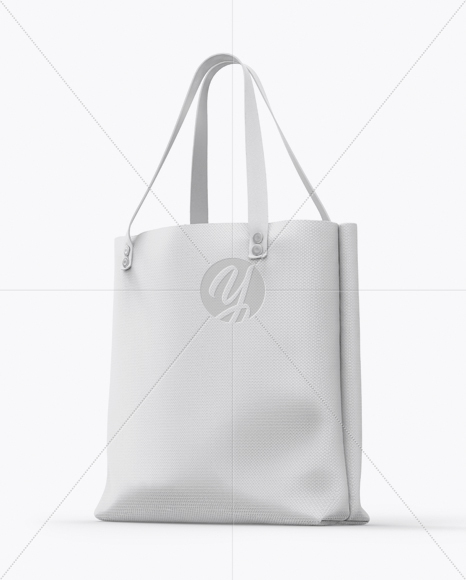 Free Canvas Bag Mockup (Hero Shot)