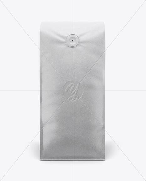 Download 2 Kg Matte Paper Bag Mockup Front View PSD - Free PSD Mockup Templates