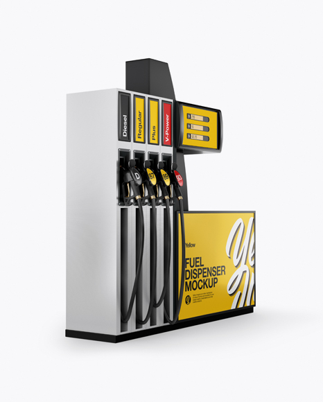 Download Sampling Booth Mockup Free Yellowimages