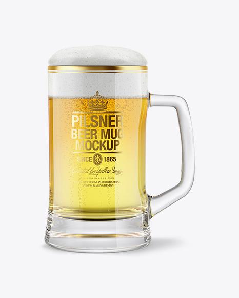 Tankard Beer Glass