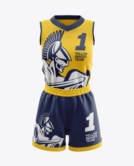 Women's Basketball Kits