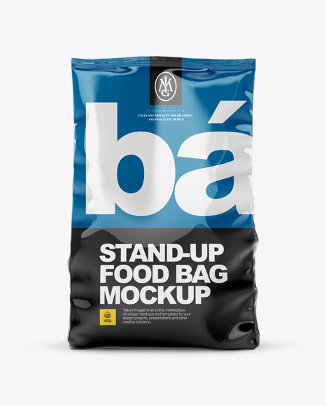 Stad-up Food Bags