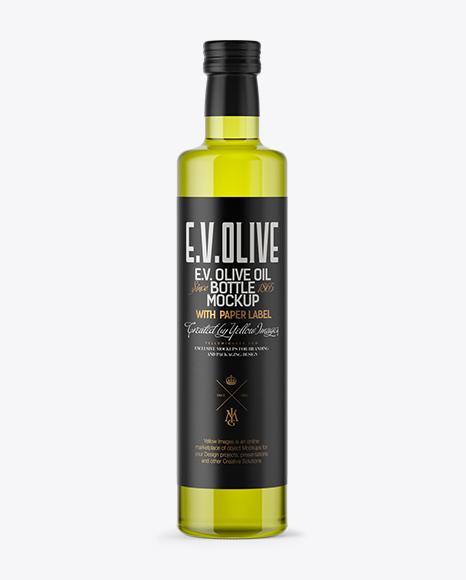 750 ml Olive Oil Bottle