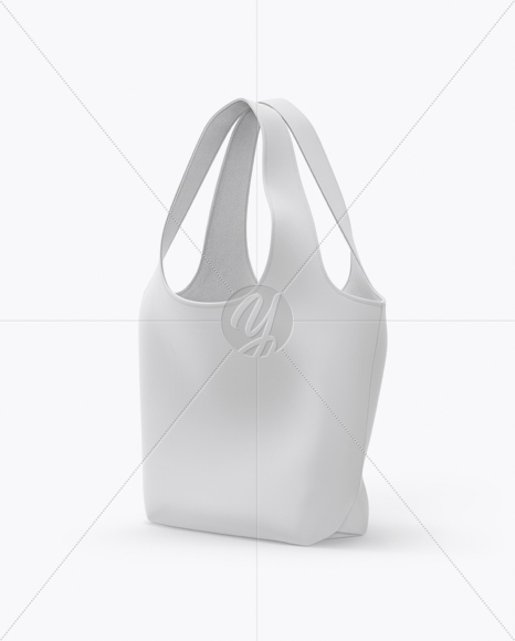Download Cotton Bag In A Hand Mockup Yellowimages