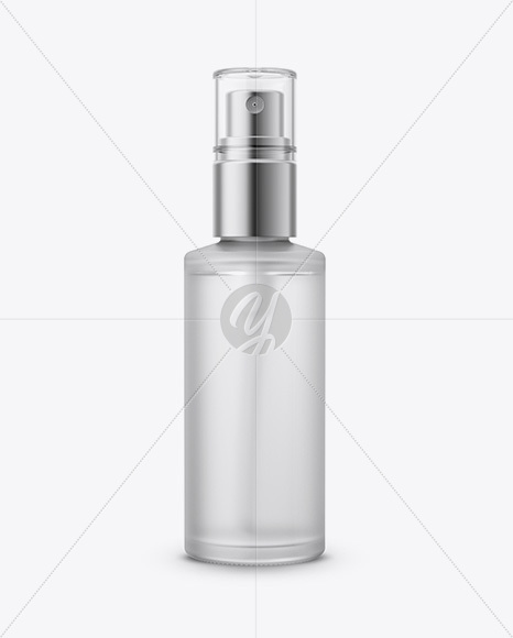 Download Frosted Bottle Mockup PSD - Free PSD Mockup Templates