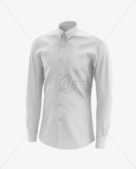 Men's Shirt mockup (Half Side View)