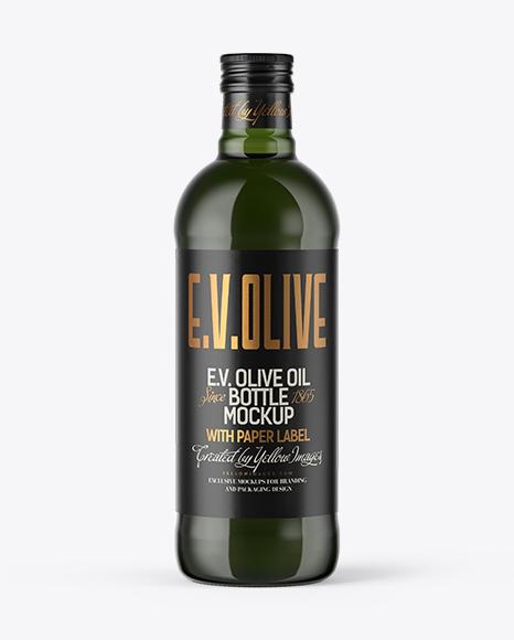 750ml Olive Oil Bottles