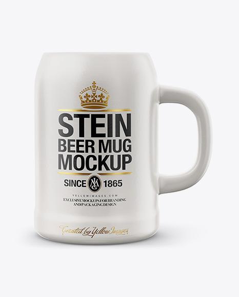 Stein Beer Mug