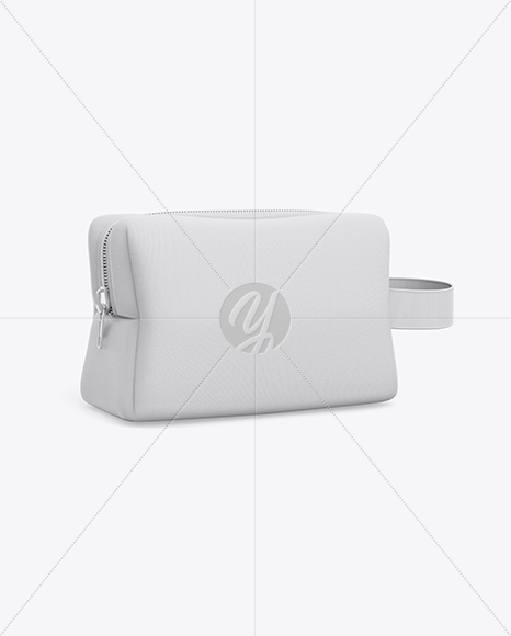 Bag Mockup - Half Side View