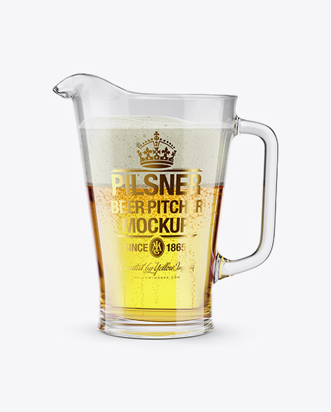 Pitcher Beer Glass