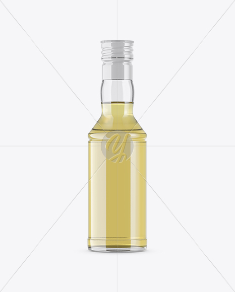 Download Clear Beer Bottle Wrapped In Glossy Paper Mockup PSD - Free PSD Mockup Templates