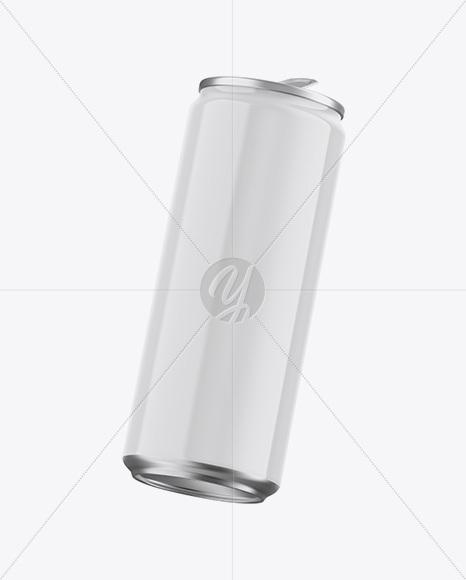 Download Two Glossy Alluminium Cans Mockup PSD - Free PSD Mockup Templates