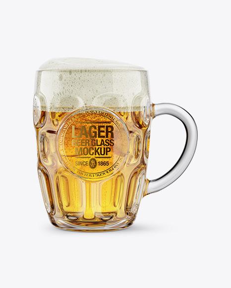 Download Beer Glass Mockup Free Download PSD - Free PSD Mockup Templates