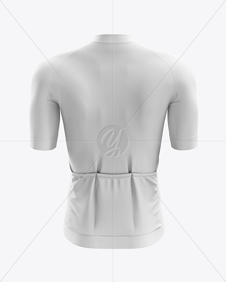 Download Mens Full Soccer Kit With Mandarin Collar Shirt Mockup Back View Yellowimages