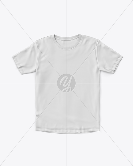 Download Folded White T Shirt Mockup Yellowimages