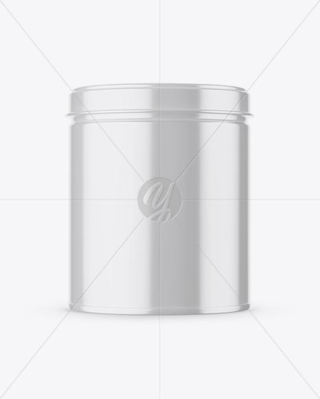Download Glossy Round Tin Box Mockup Free Mockups