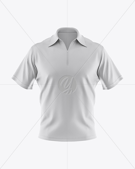 Download Mens Polo Mockup Yellow Images