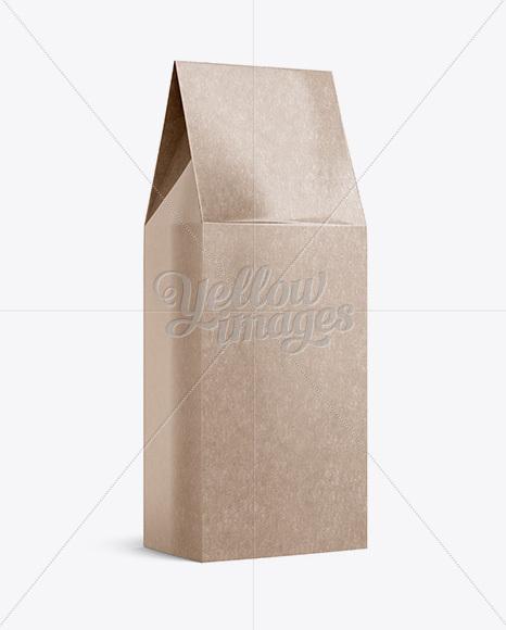 Download Kraft Bag With Bread Mockup PSD - Free PSD Mockup Templates