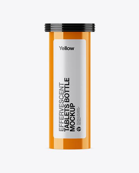 Tablets Bottles