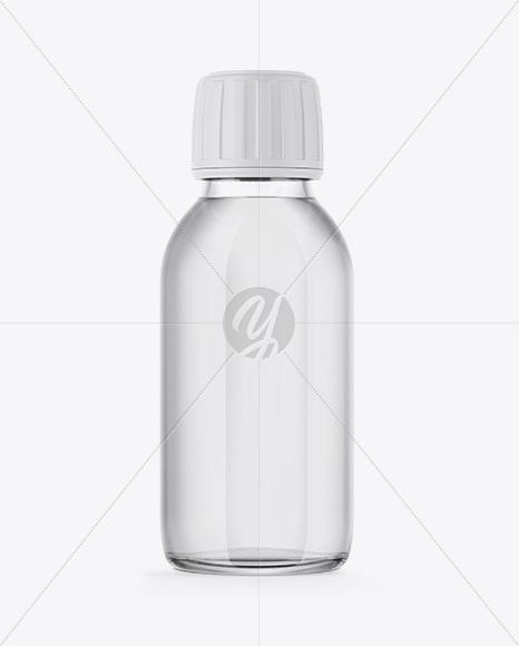 Download 60ml Amber Glass Bottle Mockup PSD - Free PSD Mockup Templates