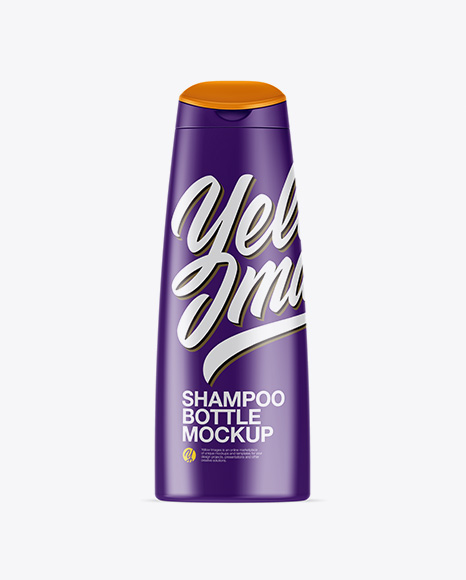 Shampoo Bottle 300ml